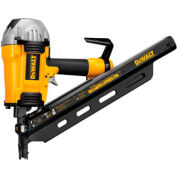 "DeWALT 30° Clipped Head Framing Nailer, 2""- 3 1/2"" (.113 to .131) Nail Capacity - D51825"