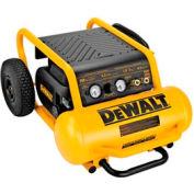 DeWALT® D55146, 1.6HP, Portable Compressor, 4.5 Gallon, Horizontal, 200 PSI, 5 CFM,1-Phase 120V