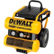 DeWALT® D55154, Portable Electric Air Compressor, 1.1 HP, 4 Gallon, Horizontal, 4 CFM