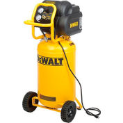 DeWALT® D55168, 1.6 HP, Portable Compressor, 15 Gallon, Vertical, 200 PSI, 5 CFM, 1-Phase 120V