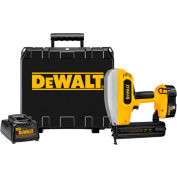 "DeWALT® DC608K 18 Gauge 2"" Cordless Brad Nailer Kit"