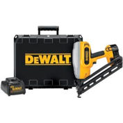 "DeWALT® DC628K 18V Cordless XRP™ 1-1/4"" - 2-1/2"" 15 Ga. 34° Angled Finish Nailer Kit"