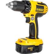 "DeWALT® DC720KA 18V 1/2"" Compact Drill/Driver Kit"
