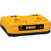 DeWALT® DC9320 7.2V-18V NiCd/NiMH/Li-Ion 1 Hour Dual Port Charger