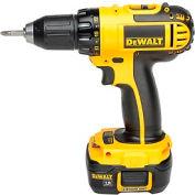 """DeWALT® DCD760KL 18V 1/2"""" Li-Ion Compact Drill/Driver Kit"""