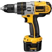 """DeWALT® DCD910KX 12V 1/2"""" XRP™ Drill/Driver Kit"""