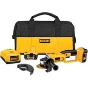 DeWALT® DCG411KL 18V XRP Li-Ion Cordless Cut-Off Tool Kit