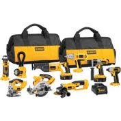 DeWALT® DCK955X XRP™ 18V Cordless 9-Tool Combo Kit