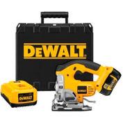 DeWALT® DCS330L 18V XRP Li-Ion Jig Saw Kit