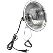 U.S. Wire 30008 Portable Clamp-On Light, 6 Ft. Cord, 18/2 Ga. SPT-2, 150W