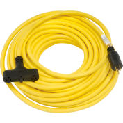 U.S. Wire 66100 100 Ft. Pow-R-Block Cord 12/3 600V STW-A