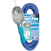 U.S. Wire TL850 50 Ft. Frigid-Flex Trouble Light, 16/3 Ga., Grounded Outlet