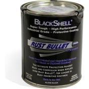 Rust Bullet BlackShell Rust Inhibitive Coating Pint Can 1/Case - BSP