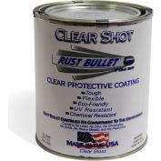 Rust Bullet Clear Shot Coating Quart Can 1/Case - CSQ