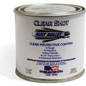 Rust Bullet Clear Shot Coating 1/4 Pint Can 1/Case - CSQP