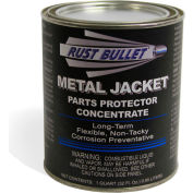 Rust Bullet Metal Jacket Coating Quart Can 1/Case - MJQ