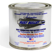Rust Bullet Automotive Formula Rust Inhibitive Coating 1/4 Pint Can 1/Case - RBA49