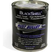 Rust Bullet BlackShell Rust Inhibitive Coating Pint Can 40/Case - BSP-C40