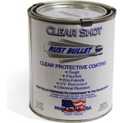 Rust Bullet Clear Shot Coating Pint Can 40/Case - CSP