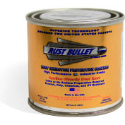 Rust Bullet Standard Formula Rust Inhibitive Coating 1/4 Pint Can 24/Case - RB09-C24
