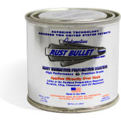 Rust Bullet Automotive Formula Rust Inhibitive Coating 1/4 Pint Can 24/Case - RBA49-C24