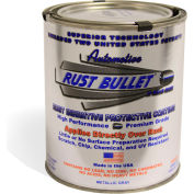 Rust Bullet Automotive Formula Rust Inhibitive Coating Quart Can 24/Case - RBA53