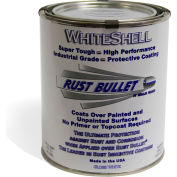 Rust Bullet WhiteShell Rust Inhibitive Coating Quart Can 24/Case - WSQ-C24