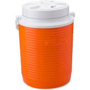 "Rubbermaid FG15600611 - Water Cooler 1 Gallon, Orange, Polypropylene, 10-1/2""H"