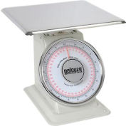 Rubbermaid FG10B200 Pelouze Heavy-Duty Receiving Digital Scale Dual Read 200lb x 8 oz & Metric