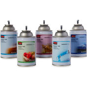 Rubbermaid® Microburst 9000 Aerosol Refill Preference 5 Pack - FG4012491