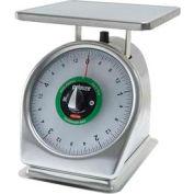 Rubbermaid FG805RWQ Pelouze Washable Mechanical Portion Control Scale With Quick Stop 5lb x 0.5 oz