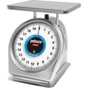 Rubbermaid FG820SW Pelouze Washable Mechanical Portion Control Scale 20lb x 1 oz