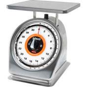 Rubbermaid FG832RW Pelouze Washable Mechanical Portion Control Scale Rotating Dial 2lb x 0.125 oz