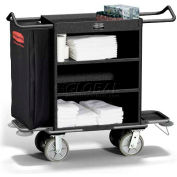 Rubbermaid® Executive High Capacity Housekeeping Cart 9T59