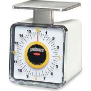 Rubbermaid FGK16SS Pelouze Compact Portion Control Scale 1lb x 0.25 oz