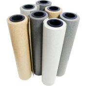 "Rubber-Cal ""Terra-Flex"" Premium Rubber Floorings, 2mm THK x 4'W x 10'L, Kalahari Desert Color"