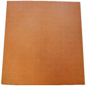 "Rubber-Cal ""Eco-Sport"" Interlocking Rubber Tiles, 3/4""THK x 20""W x 20""L, Terra Cotta - Pkg Qty 24"
