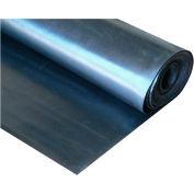 "Rubber-Cal ""EPDM"" Commercial Grade 60A Rubber Sheet, 1/8""THK x 8""W x 8""L, Black"