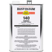 Rust-Oleum Thinner For High Heat Coatings Gallon Can - 140402 - Pkg Qty 2