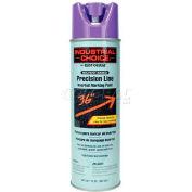 Rust-Oleum M1600 Solvent-Based -Line Inverted Marking Paint Aerosol, Fluor Purple - Pkg Qty 12