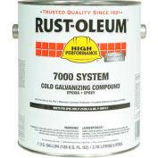 Rust-Oleum 7000 System <500 Voc Cold Galvanizing Compound 206193 - Pkg Qty 2