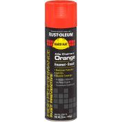 Rust-Oleum High Performance V2100 System Equipment Aerosol, Allis Chalmers Orange 20 oz Can - 209716 - Pkg Qty 6