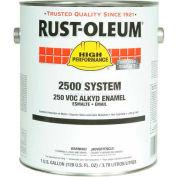 Rust-Oleum 2500 System <250 VOC DTM Alkyd Enamel Safety Red Gallon Can - 215951 - Pkg Qty 2