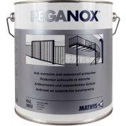 Rust-Oleum Peganox&#174; <25 VOC Brushable Elastomeric Acrylic, Peganox White Gallon Can - 225321 - Pkg Qty 2