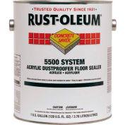 Rust-Oleum 5500 System <100 VOC Acrylic Dust Proofer Floor Sealer, Gallon Can - 251282 - Pkg Qty 2