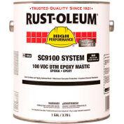 Rust-Oleum SC9100 System 100 VOC DTM Epoxy Mastic Silver Gray 254165