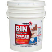 Zinsser® B-I-N® Advanced Synthetic Shellac Primer, White 5 Gallon Pail - 270978