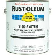 Rust-Oleum 3100 System <250 Voc Speedy-Dry Dtm Acrylic Enamel Black 3179402 - Pkg Qty 2