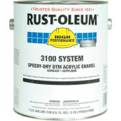 Rust-Oleum 3100 System <250 Voc Speedy-Dry Dtm Acrylic Enamel Navy Gray 3186402 - Pkg Qty 2