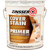 Zinsser® Cover-Stain® Oil-Base Primer, White 5 Gallon Pail - 3500